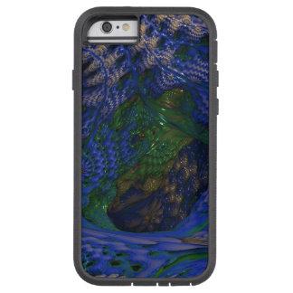 ALIEN CAVE MANDELBULB 3D TOUGH XTREME iPhone 6 CASE