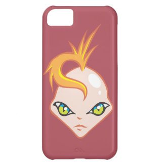 Alien Chick Case For iPhone 5C