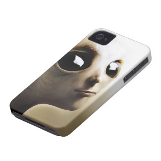 Alien Child iPhone 4 Covers