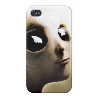 Alien Child iPhone 4/4S Cover