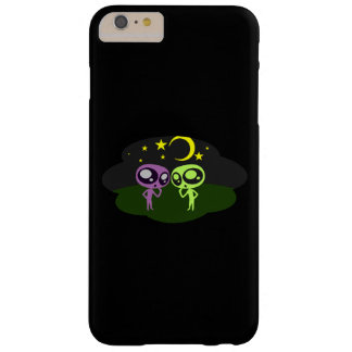 Alien Conversation Barely There iPhone 6 Plus Case
