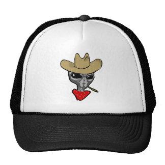 Alien Cowboy Cap