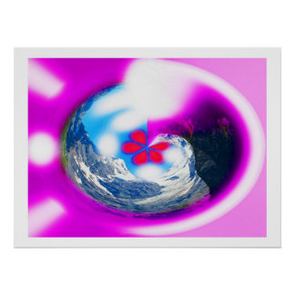 Alien Creation Poster