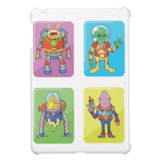 alien creature cover for the iPad mini