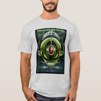 Alien Cyborg (Customizable) Shirt