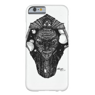 Alien design barely there iPhone 6 case