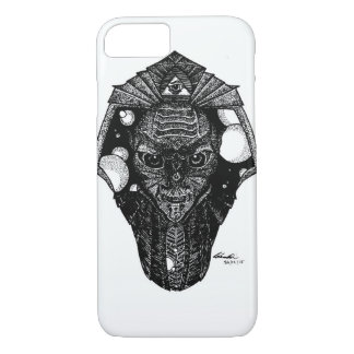 Alien design iPhone 8/7 case