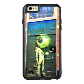 Alien DJ Street Art Otter Box Cool OtterBox iPhone 6/6s Plus Case