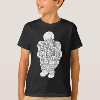 Alien Dude t-shirt