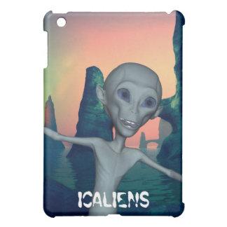 Alien Encounter  iPad Mini Covers