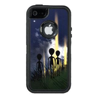 Alien Encounter OtterBox iPhone 5/5s/SE Case