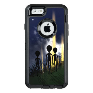 Alien Encounter OtterBox iPhone 6/6s Case