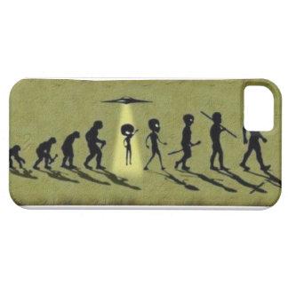 Alien evolution Iphone case