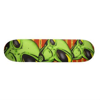 Alien Eyes Skate Decks