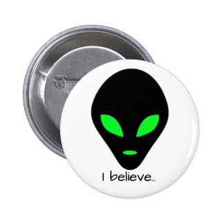 Alien face button