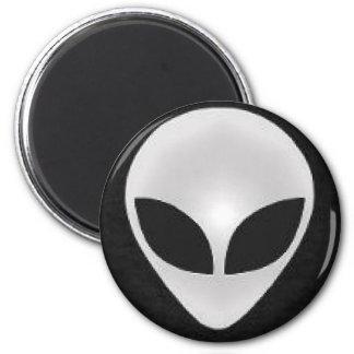 Alien Face Magnet