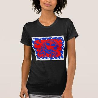 alien face tshirts