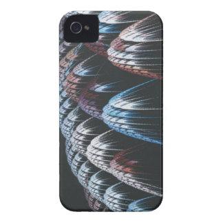 Alien Fleet iPhone 4 Cover