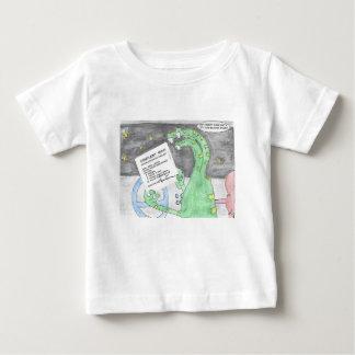 Alien gets a Ticket Baby T-Shirt