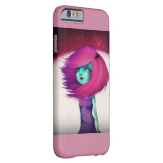 Alien Girl colourful IPhone 6/6S case