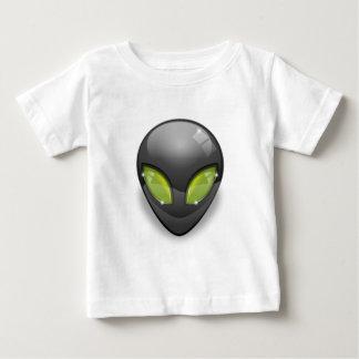 Alien Gray Design#2 Baby T-Shirt
