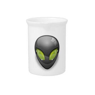 Alien Gray Design#2 Pitcher