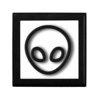 Alien Gray Design Gift Box