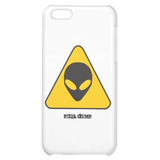 Alien Grey iPhone 5C Case