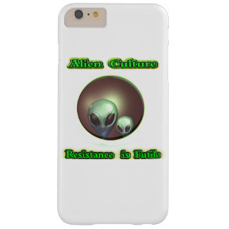 Alien greys barely there iPhone 6 plus case
