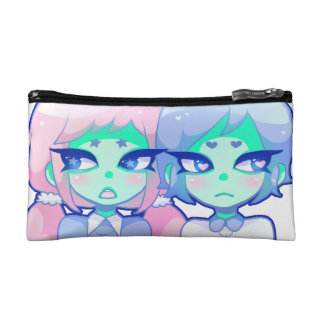 Alien Grrls Makeup Bag