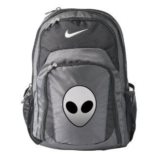 Alien Head Backpack