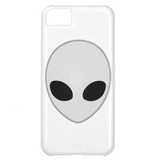Alien Head Case For iPhone 5C