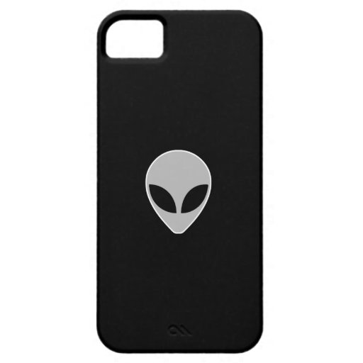 Alien Head iPhone 5 Case