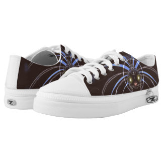 Alien Headdress Low Tops