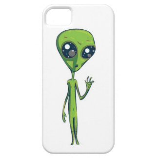 Alien Howdy iPhone 5 Covers