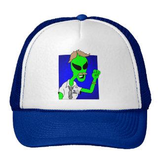 ALIEN HYBRID POWER! CAP