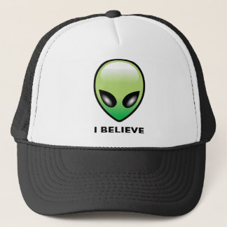 Alien: I Believe Trucker Hat