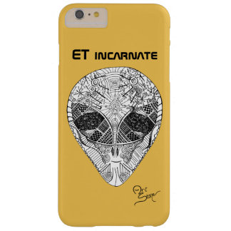 Alien i Phone 6 plus case Barely There iPhone 6 Plus Case