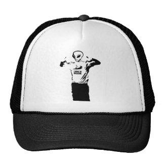 Alien - I want to believe Mesh Hat