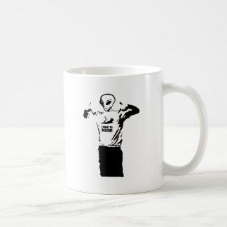 Alien - I want to believe Mugs