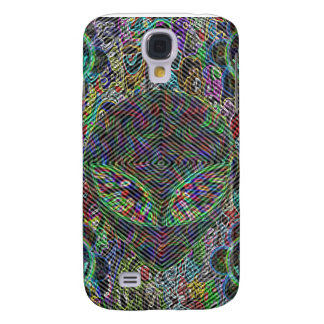 alien illusion galaxy s4 covers
