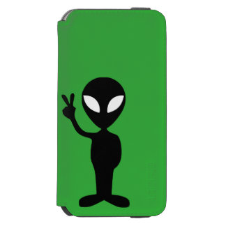 Alien Incipio Watson™ iPhone 6 Wallet Case