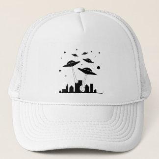 Alien Invasion Trucker Hat