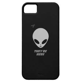 Alien iPhone 5 iPhone 5 Cover