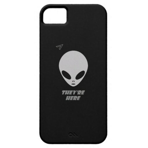 Alien iPhone 5 iPhone 5 Cover