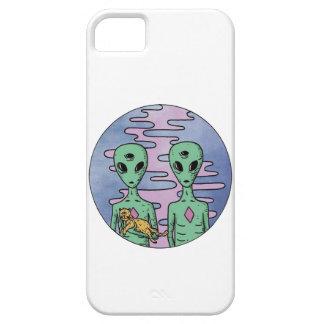 Alien iPhone 5 Cases