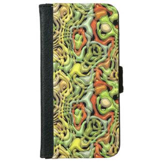 Alien iPhone 6 Wallet Case