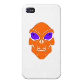 Alien Case For iPhone 4
