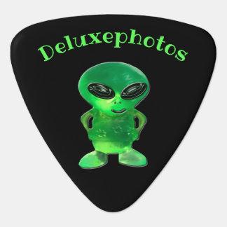 Alien Jewel Plectrum