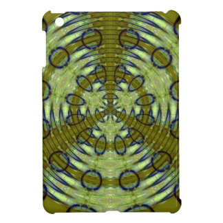 Alien Jungle iPad Mini Cover